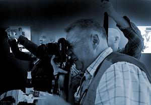 Men at Work - photo (c) Claes Gellerbrink