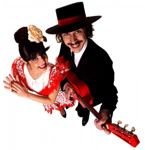 Claes Gellerbrink & Araceli Perez