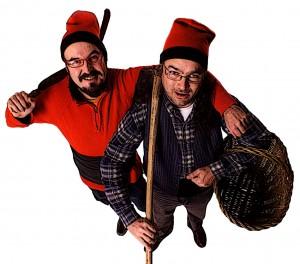 Butxacons i Joan Carles