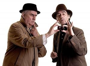 Nigel Burch & Sir Gideon Vein