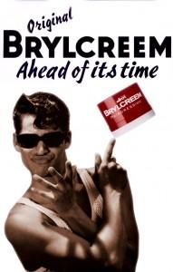 Brylcream - relaunch