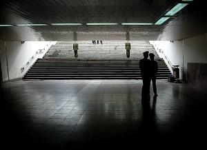 Tiananmen underground