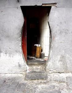 Doorway, Beijing