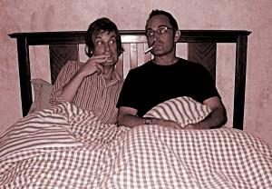 Dorian Crook & Nick Rhodes