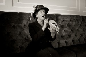 Gawd bless you, Mary Poppins - photo © Peter Clark
