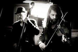 Flea Pit Orchestra - photo © Peter Clark